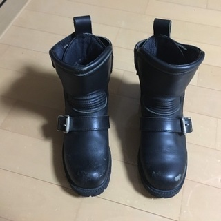 ブーツ22cm