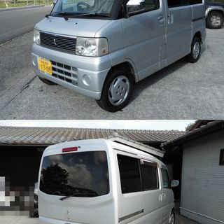★タウンボックス 4WD 2シーター/フルフラットベッド/4...