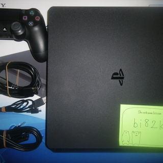 【発送可能】 PS4 CUH-2000 500GB ジェットブラック