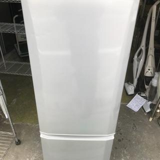 冷蔵庫 三菱 1人~2人用 168L 2ドア 2014年 MR-P...