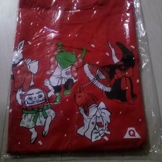 富士急ハイランド ええじゃないかTシャツ赤 Mサイズ 男女