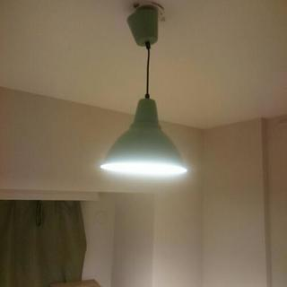IKEAで購入のシーリングライト