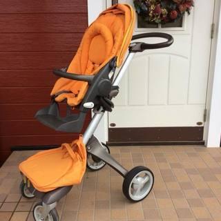 ストッケエクスプローリー(現在販売されていない鮮やかなオレンジ色...