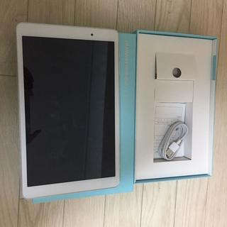 【値下】MediaPad T2 10.0 Pro ホワイト