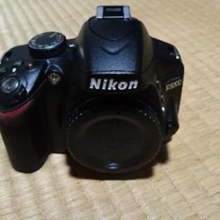値下げしました Nikon D3200 レンズキット 中古品