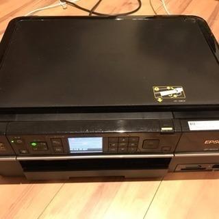 EPSON EP-802A インク約3セット分付