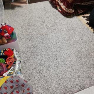 IKEAのカーペット(※条件付き)
