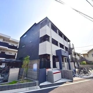 🉐初期費用8万円🙂築浅BT別🏠草加駅徒歩7分❤️オートロック付で家...