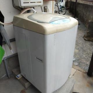 洗濯機譲ります
