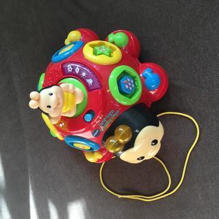 3/3値引き★英語の知育に★かわいいてんとう虫の英語おもちゃ