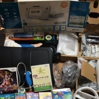Wii u まとめ売り