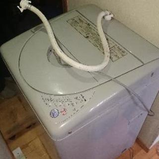 全自動洗濯機譲ります。