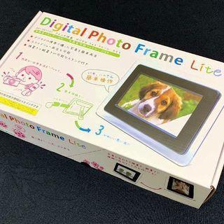 ★さらにお値下げ★Digital Photo Frame Lit...