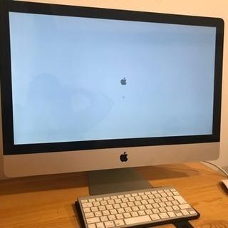 iMac 27インチ 2012年