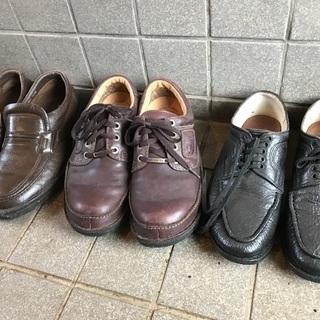 Clarks/GOLF/Maruzen 革靴