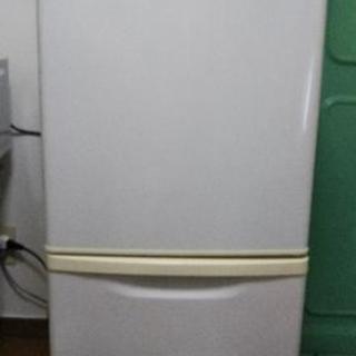 [取引中] 1000円  パナソニック冷蔵庫  138L
