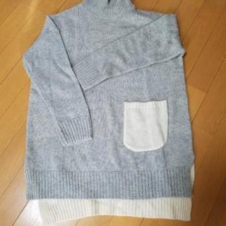 【POU DOU DOU】ハイネックセーター