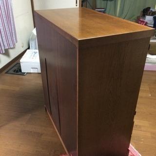 ローオーディオ 整理棚 - 家具
