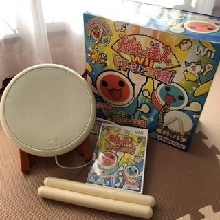 Wii 太鼓の達人 ドドーンと2代目!