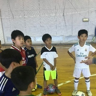 【江戸川区】現役フットサル日本代表直伝!通るパスを出す少人数レッスン