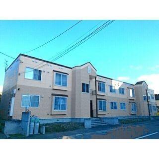 全居室フローリング★39000円★2LDK★外に物置あります!!!...