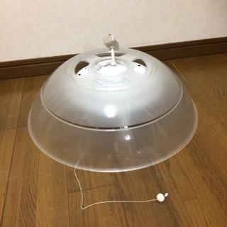 [交渉中]家庭用 吊り下げ型 蛍光灯器具 2個セット