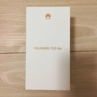 Huawei p20 lite Blue 新品