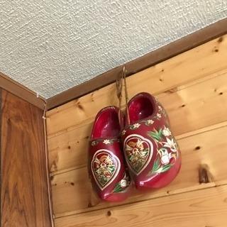 木靴 オランダ Holland