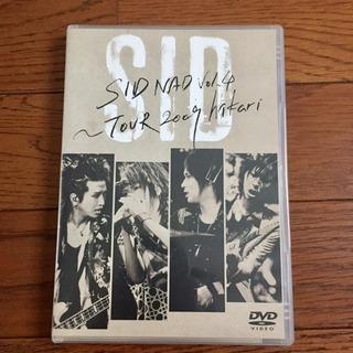 SIDNAD VOL.4-TOUR 2009 HIKARI シド...