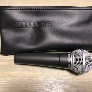 SHURE マイクSM58
