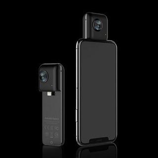 【美品】360°カメラ Insta360 nano S
