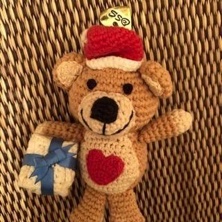 ブーフ 人形 クリスマスバージョン! 12月24日以降休止予定!