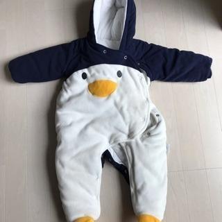ペンギンのロンパース