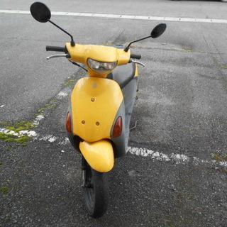 受付終了 スズキ レッツ4 原付バイク 50cc