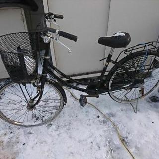 難あり。ブリジストン 三段切り替え自転車