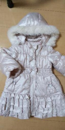 3d324dda998d8 女の子コート90センチ (まぉ) 小岩のキッズ用品《子供服》の中古あげます ...