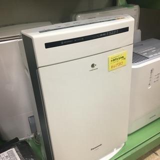 パナソニック ナノイー 加湿 空気洗浄機 2014年製