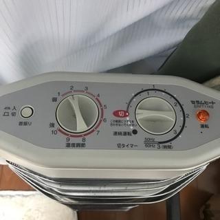 DAIKIN 遠赤外線暖房機 - 家電