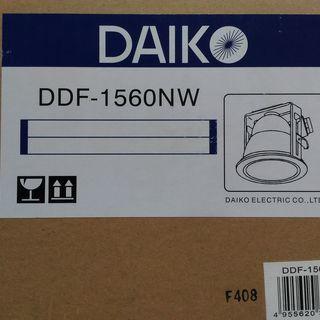 再々値下げ!  ダイコー ダウンライト DDF-1560NW