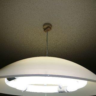 KOIZUMI製 蛍光灯の傘 蛍光灯とのセット