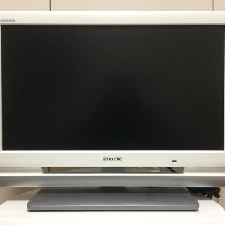 SONY BRAVIA 20V型 液晶テレビ KDL-20J1