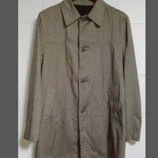 初秋からのお洒落に、MEN'S BIGIのダスターコート