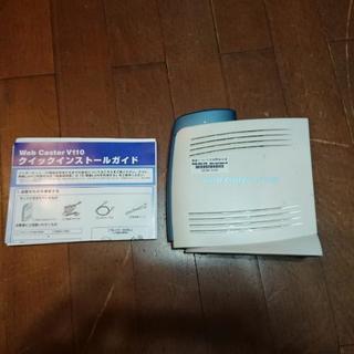 NTT東日本 Web Caster V110 + corega W...