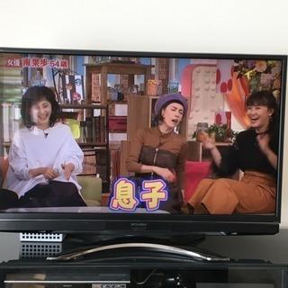 46インチ液晶テレビ(ジャンク)差...