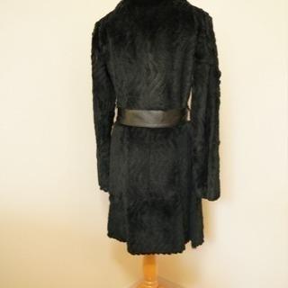 ラビットファーコート - 服/ファッション
