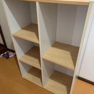 組立式本棚
