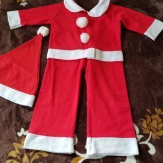 サンタ ロンパース クリスマス 衣装