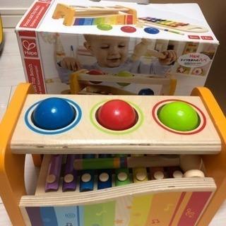 ハペの木琴知育玩具