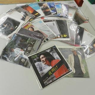 松山千春 EPレコード 25枚セット まとめて 恋 季節の中で ...