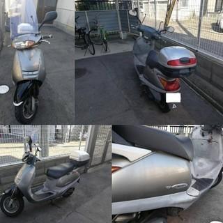 リード100 2スト ヘルメット2個&消耗品付き
